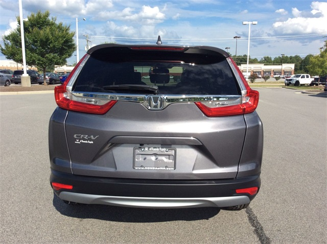 New 2019 Honda CR-V EX-L