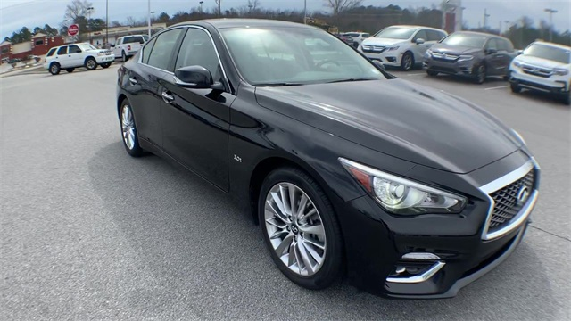 Pre-Owned 2019 INFINITI Q50 3.0t LUXE