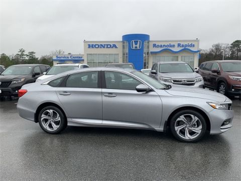 New 2020 Honda Accord EX